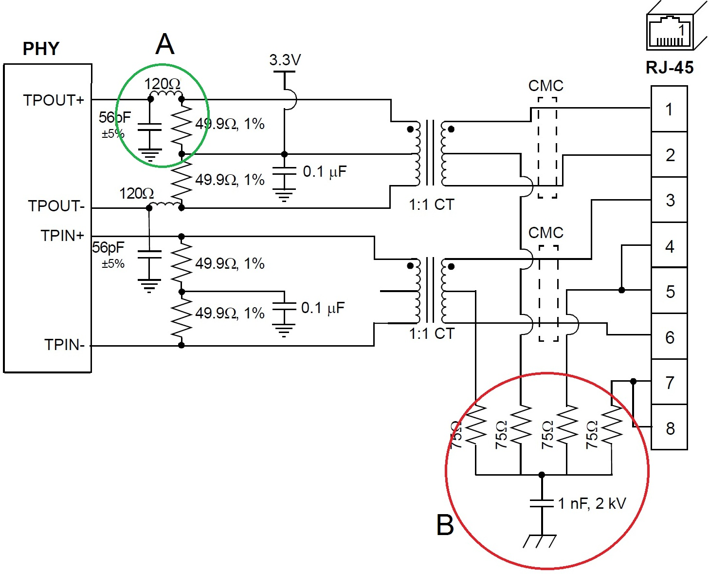 Resolved Tpd8f003 For Ethernet Rs 485 Can