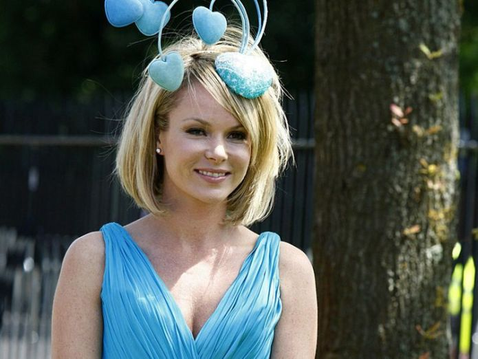 The actress, who lives in Richmond, shared the video in a bid to help catch the men Amanda Holden in plea to find 'scumbag' moped gang who attempted to rob woman Amanda Holden in plea to find 'scumbag' moped gang who attempted to rob woman Amanda Holden Royal Ascot 2466006