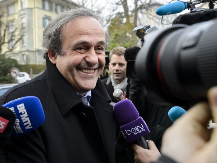 Michel Platini arrives at the Court of Arbitration for Sport ahead of his hearing on Tuesday Platini admits draw for 1998 World Cup was fixed so France faced Brazil in final Platini admits draw for 1998 World Cup was fixed so France faced Brazil in final michel platini cas fifa court arbitration sport 3386248