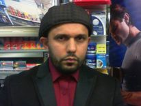 Asad Shah, who was killed in an attack outside his shop in Glasgow