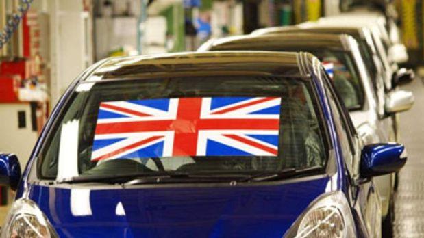 Image result for UK Car Production Hit