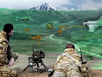 Virtual reality headsets could simulate battle environments