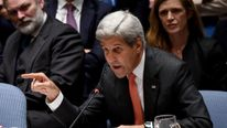 John Kerry said that the ceasefire could have been a chance for peace in Syria