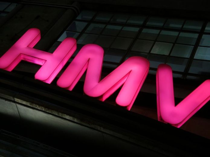 The attack happened at an HMV store in Leeds (library picture) HMV-owner Hilco leads race to buy ailing DIY chain Homebase HMV-owner Hilco leads race to buy ailing DIY chain Homebase 35a66f914ed249dc4f87ff3b1c4e25ca3deb337d05c57482abbb1cf2bea539b5 3839476