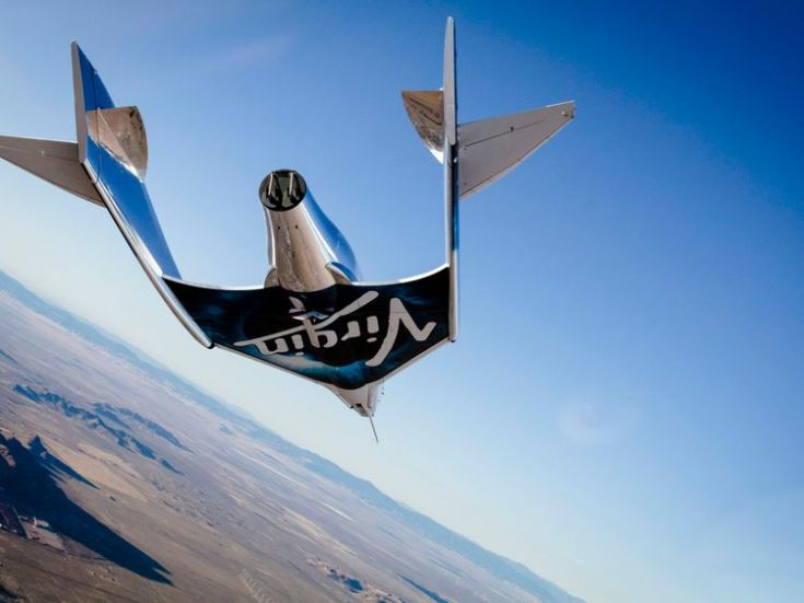SpaceShipTwo landed about 10 after detaching from its carrier aircraft