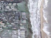Residents in Jaywick were told their homes could be flooded up to a depth of three metres