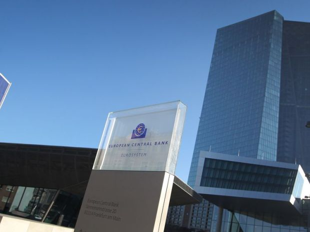 The ECB sets the eurozone's monetary policy