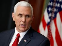 Mr Pence's spokesman dismissed comparisons with Hillary Clinton as 'absurd'