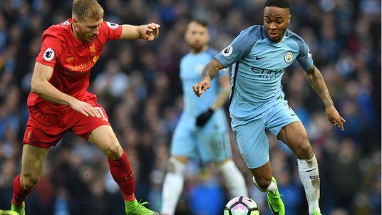 Highlights: Man City 1-1 Liverpool