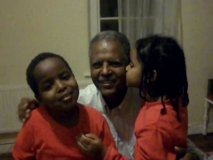Andy Tsege pictured with his children Ethiopia 'to release Briton Andy Tsege' after four years in jail Ethiopia 'to release Briton Andy Tsege' after four years in jail 484ccb82c8b194cf34fff904a8718b8f3d85cafc51b8c465efeab1f9619bcd85 3911837