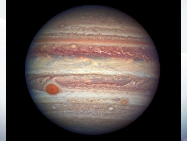 Il Grande Punto Rosso & # 39;  È la funzionalità più conosciuta di Giove
