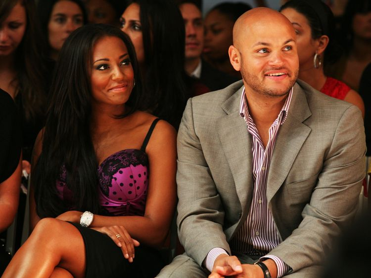 Image result for mel b and stephen belafonte's