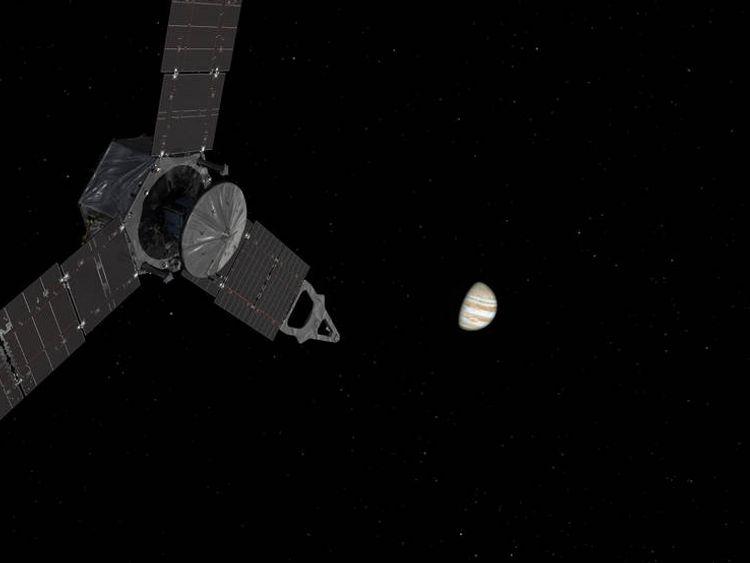 Juno ha lanciato nel 2011. Pic NASA