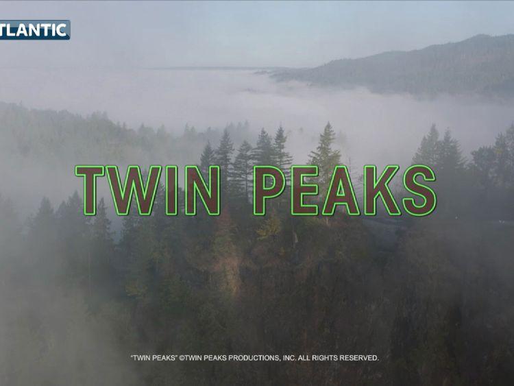 Twin Peaks series 3 on Sky Atlantic