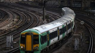 File photo dated 16/02/17 of a Southern rail train at Victoria Station in London.  commuters to have their say on 'outdated' rail ticketing system Commuters to have their say on 'outdated' rail ticketing system 6553f099397eb285d3bfd1193417ea5003430b091c8a73f2fe30691059d3209a 3999049