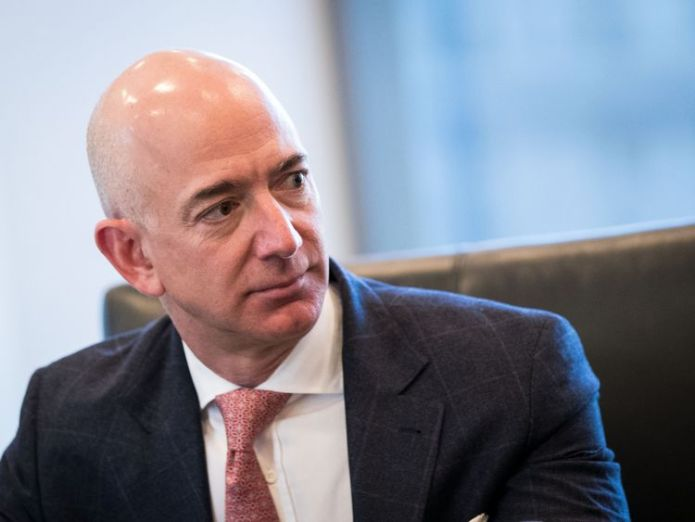 Jeff Bezos was, briefly, the richest man in the world Donald Trump's wealth 'slumps by $600m in a year' to see him slip 92 places in Forbes rich list Donald Trump's wealth 'slumps by $600m in a year' to see him slip 92 places in Forbes rich list 10331127e9624b78cba075eca9e63ebaeb82a7a03b7027341f49fe740a68ad70 4059787