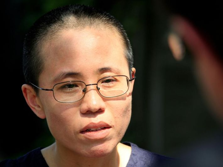 Liu Xia has not been accused of any crime