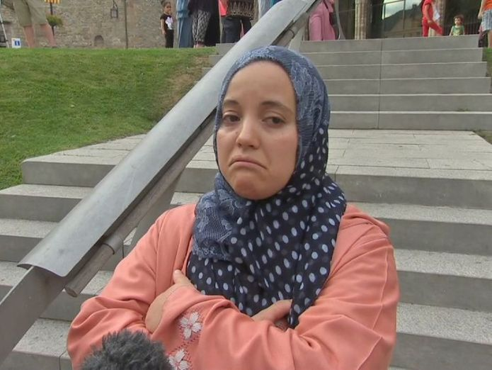 Cousin of van suspect Younes talks to Sky News as Muslim community in Ripoll condemns attacks in Spain - Kiley VT Suspects' community speaks out against extremism Suspects' community speaks out against extremism ec58062ad54f0c3dee529028f69eb71a2c3d1852aab87aee94852c1a00d573a7 4078136
