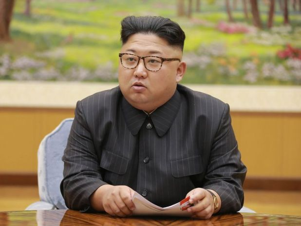 The decision by North Korean leader Kim Jong-un, to launch a missile over Japan on Friday, caused the temporary suspension of a golf tournament in Sapporo