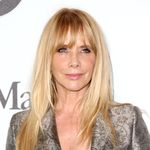 BEVERLY HILLS, CA - JUNE 15: Actress Rosanna Arquette, wearing Max Mara, attends Women In Film 2016 Crystal + Lucy Awards Presented by Max Mara and BMW at The Beverly Hilton on June 15, 2016 in Beverly Hills, California. (Photo by Frederick M. Brown/Getty Images)