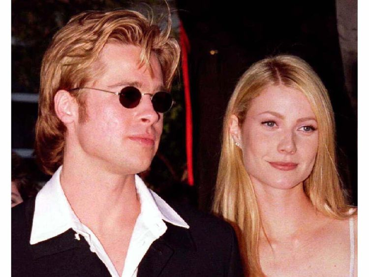 Gwyneth Paltrow said she told her then boyfriend Brad Pitt about the Harvey Weinstein incident in the mid 1990s