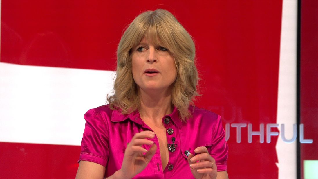 The Pledge's Rachel Johnson defends the Foreign Secretary over his Iran comments