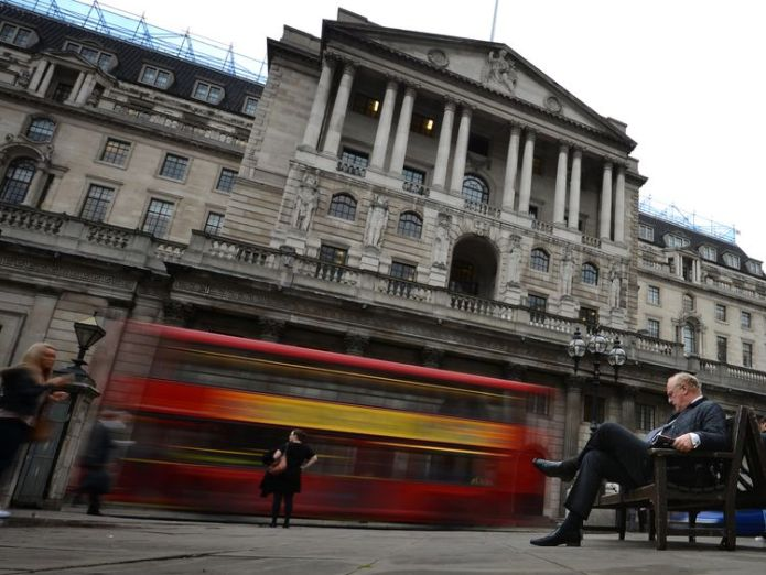 The Bank of England's Monetary Policy Committee has hiked interest rates European Banking Authority's Brexit warning is nothing of the sort European Banking Authority's Brexit warning is nothing of the sort skynews bank of england interest rates 4145356