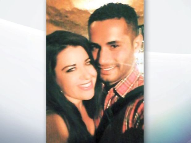 Laura Plummer and Omar Caboo