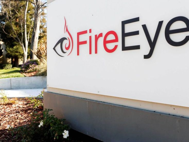 Cybersecurity company FireEye is based in Milpitas, California