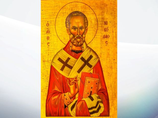 The bone fragment purporting to be from St Nicholas could actually be one of the saint's.