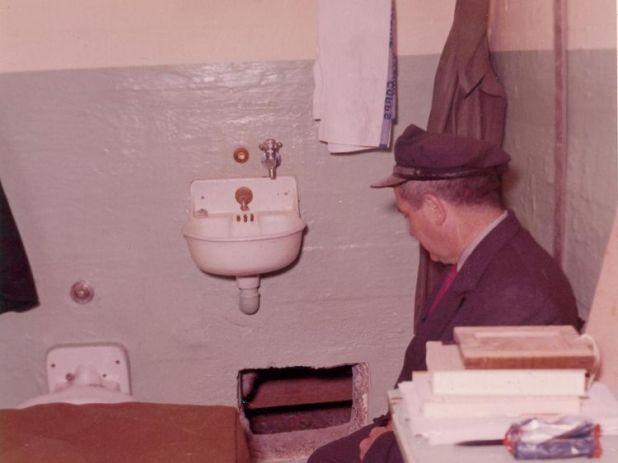 The criminals escaped through ventilation grates in their cells. Pic: FBI
