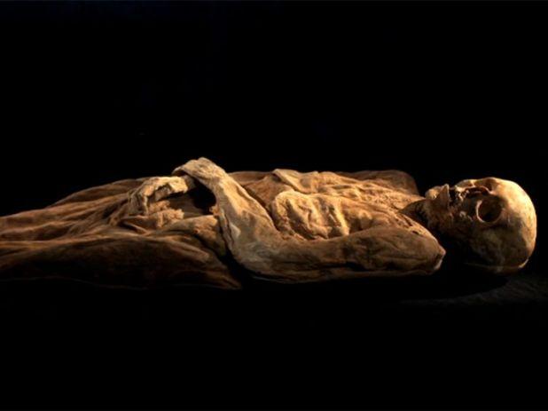 Mummy. Pic: SRF