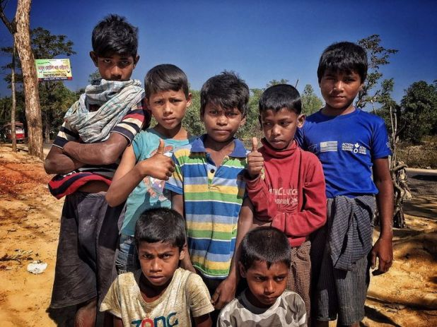 Siobhan Robbins - Repatriation of thousands of Rohingya refugees postponed
