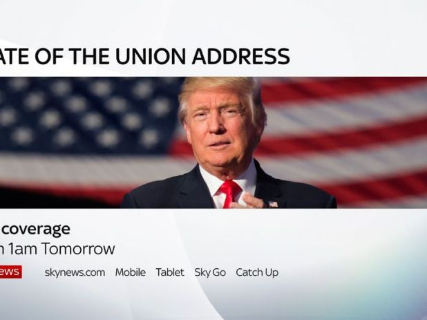 State of the union promo