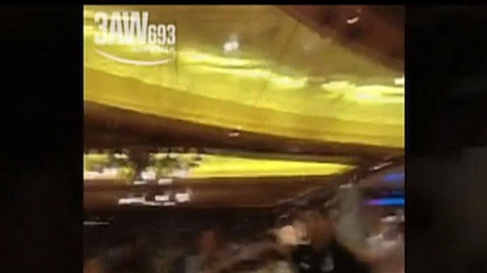 A scene from on board the Carnival Legend cruise ship Cruise from hell as dozens of passengers fight Cruise from hell as dozens of passengers fight skynews carnival legend cruise 4233449