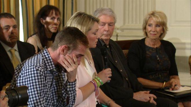 Nicole Hockley lost her son Dylan in te sandy hook massacre