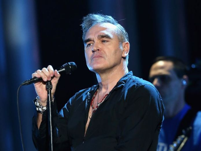 Morrissey morrissey 'sparks walkout at glasgow gig after criticising nicola sturgeon' Morrissey 'sparks walkout at Glasgow gig after criticising Nicola Sturgeon' skynews morrissey music entertainment 4235089