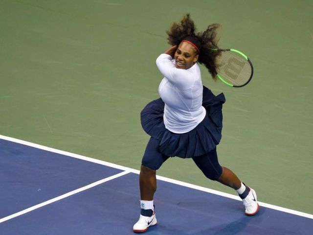 Williams had not played a competitive match since last January