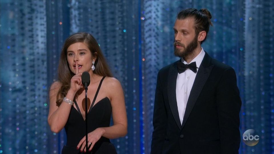 Ex Hollyoaks star Rachel Shenton wins with The Silent Child and gives acceptance speech in sign language