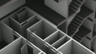 CGI reconstruction of Grenfell