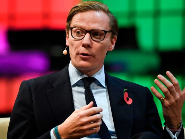 Cambridge Analytica chief Alexander Nix