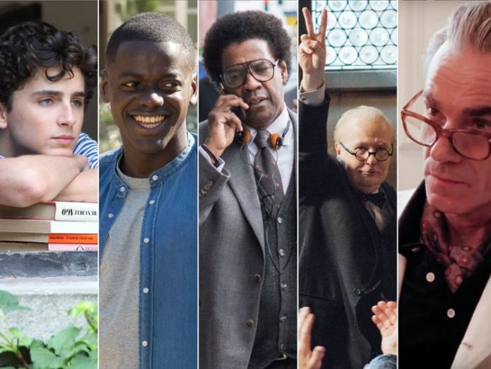 Timothée Chalamet, Daniel Kaluuya, Denzel Washington, Gary Oldman, Daniel Day-Lewis The Oscars: Will a Brit be crowned best actor The Oscars: Will a Brit be crowned best actor skynews oscars contender actor in leading role 4244586
