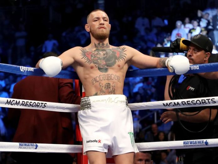 Conor McGregor has not fought for UFC since 2016 no women on forbes' list of 100 highest-paid sports stars for first time No women on Forbes' list of 100 highest-paid sports stars for first time skynews conor mcgregor ufc 4274501