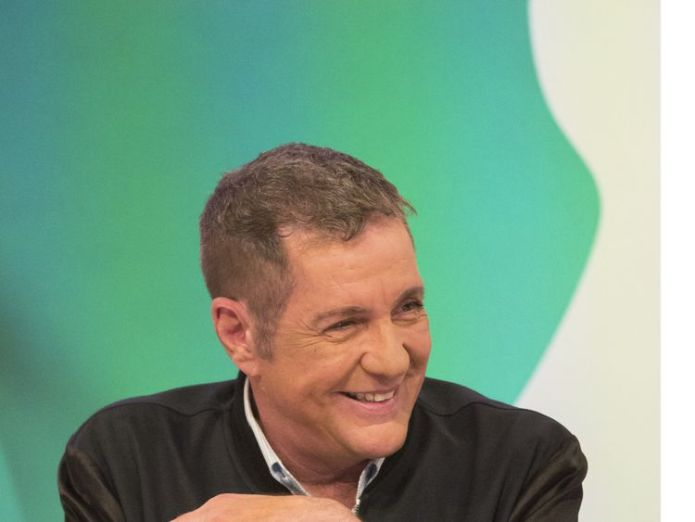 Dale Winton on Loose Women in 2016 David Walliams and Graeme Souness among mourners at service David Walliams and Graeme Souness among mourners at service skynews dale winton winton 4286449