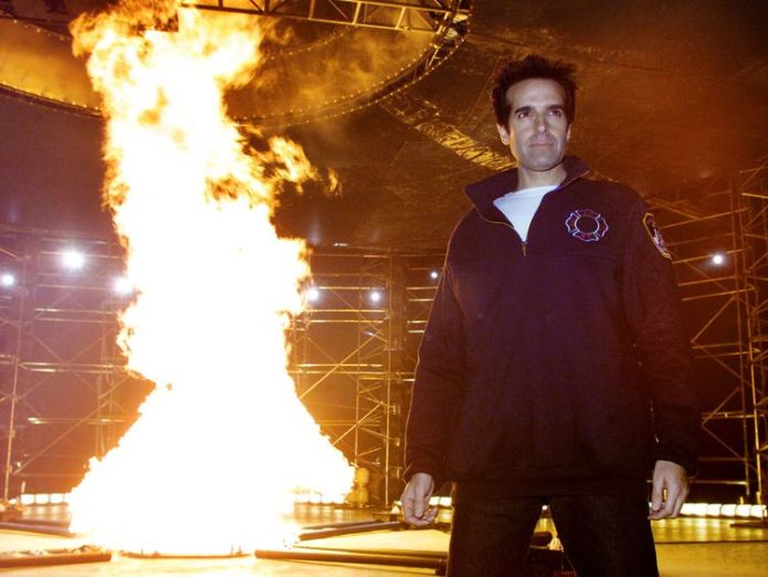 David Copperfield is one of the highest earning entertainers in the world david copperfield not liable for briton's vanishing act injuries David Copperfield not liable for Briton's vanishing act injuries skynews david copperfield gavin cox 4286732