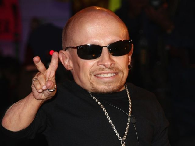 Verne Troyer also finished fourth in Celebrity Big Brother