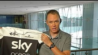 Team Sky's Chris Froome says they are 'fully behind' Sky's pledge to remove single-use plastics from business operations by 2020 prince charles praises sky ocean rescue bid to tackle 'global plastics plague' Prince Charles praises Sky Ocean Rescue bid to tackle 'global plastics plague' skynews chris froome ocean rescue 4325172