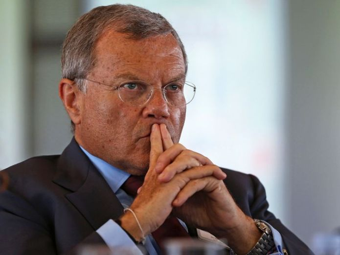 Sir Martin Sorrell Investors give WPP a bloody nose over Sorrell payout Investors give WPP a bloody nose over Sorrell payout sir martin sorrell wpp sky news 4323978