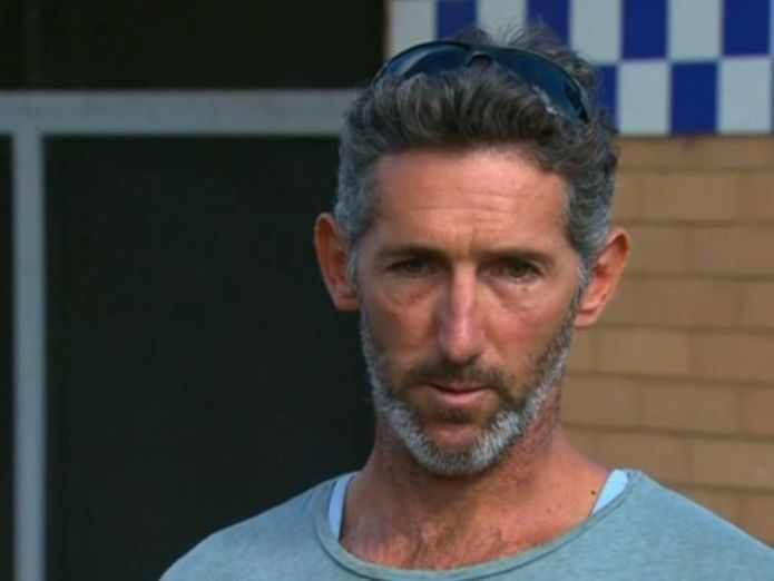 Aaron Cockman said his children's grandfather had 'planned' the shooting Father of children killed in mass shooting of Australian family points finger at grandfather Father of children killed in mass shooting of Australian family points finger at grandfather skynews aaron cockman australia 4308977