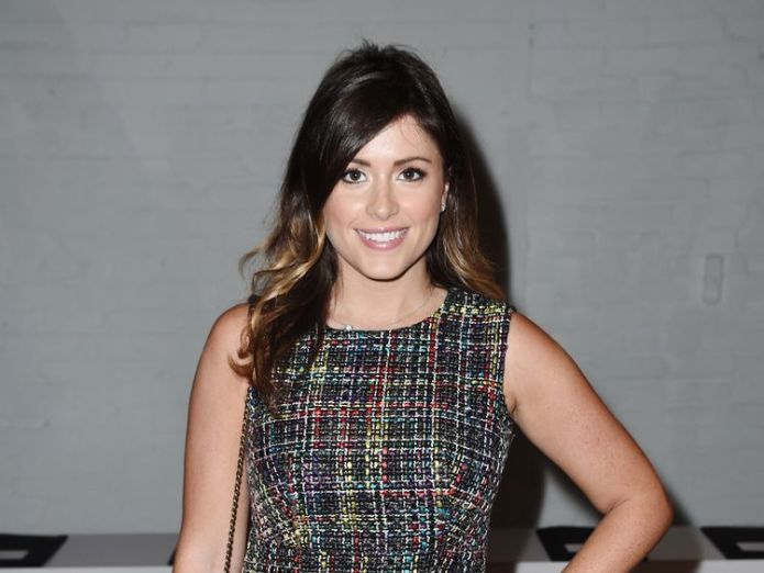 Morgan Freeman accuser Chloe Melas at a fashion show in New York in 2016 Morgan Freeman 'devastated' his career 'at risk of being undermined in the blink of an eye' Morgan Freeman 'devastated' his career 'at risk of being undermined in the blink of an eye' skynews chloe melas morgan freeman 4319381